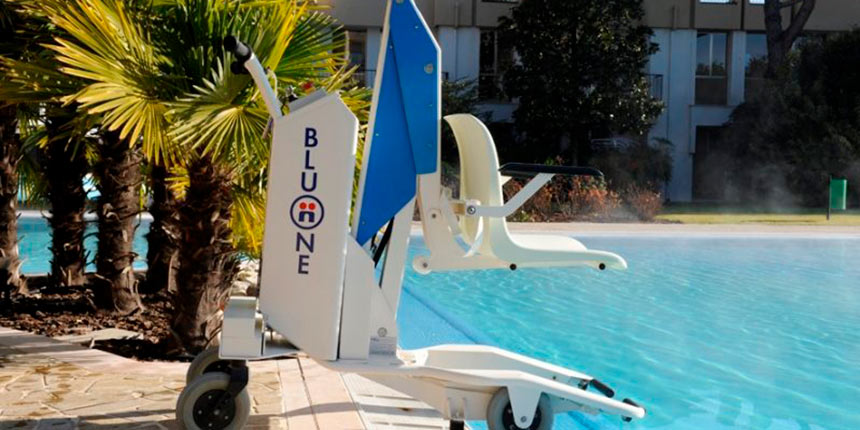 Barrierefreies Hotel Ermitage Bel Air Italien