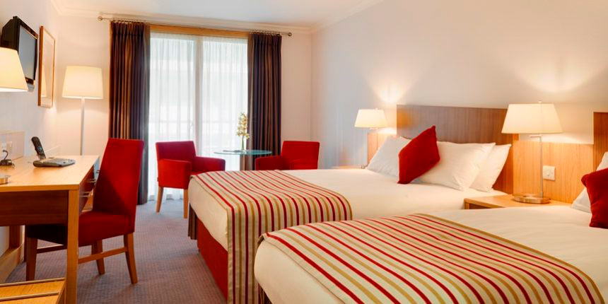Barrierefreies Hotel Radisson Blu Royal Dublin