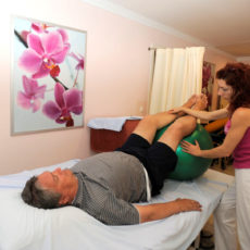 Hotel Mar y Sol, Physiotherapie