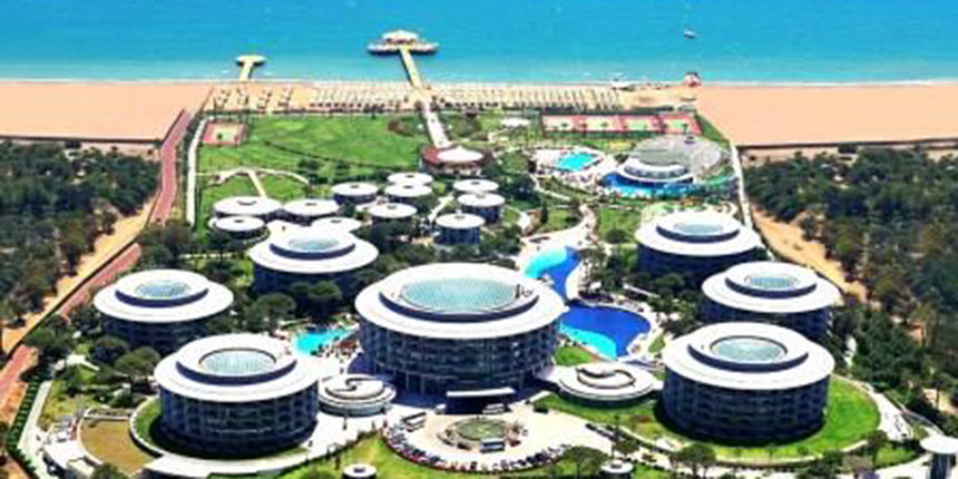 Hotel Calista Luxury Resort, Belek