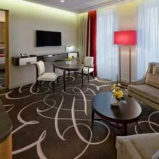 Double room – wheelchair accessible 5* Hotel Berlin City West
