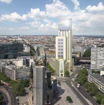 Wheelchair accessible 5* Hotel Berlin City West