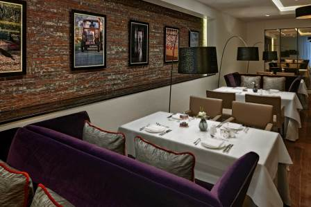 Restaurant – wheelchair accessible 5* Hotel Berlin City West