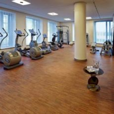 Gym – wheelchair accessible 5* Hotel Berlin City West