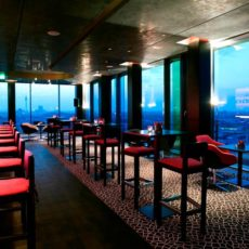 Skybar – wheelchair accessible Design Hotel Berlin City East