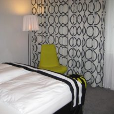 Double room – wheelchair accessible Design Hotel Berlin City East