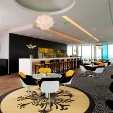Café – wheelchair accessible Design Hotel Berlin City East