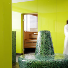 Sauna – wheelchair accessible Design Hotel Berlin City East