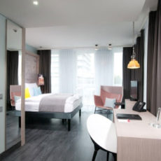 Barrierefreies First Class Design Hotel Berlin Alexanderplatz