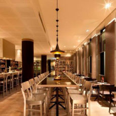 Restaurant – barrierefreies First Class Design Hotel Berlin Alexanderplatz