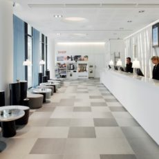 Lobby – wheelchair accessible first class Hotel Berlin