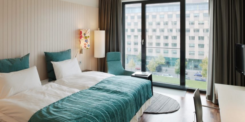 wheelchair accessible first class Hotel Berlin