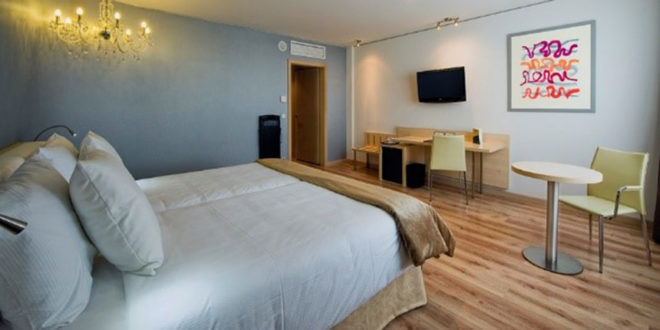 Wheelchair accessible hotel Berlin city west