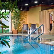 Pool – wheelchair accessible Hotel Berlin City West Kurfuerstendamm