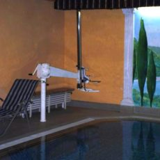 Pool lift – wheelchair accessible Hotel Berlin City West Kurfuerstendamm