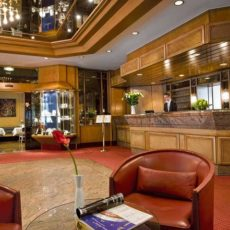 Lobby – wheelchair accessible Hotel Berlin City West Kurfuerstendamm