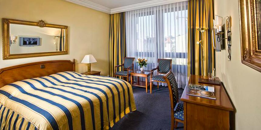 Wheelchair accessible Hotel Berlin City West Kurfuerstendamm-1