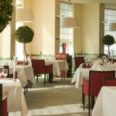 Restaurant – wheelchair accessible Hotel Berlin Friedrichstrasse