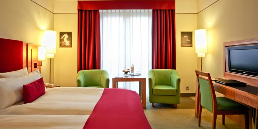 Wheelchair accessible Hotel Berlin Friedrichstrasse