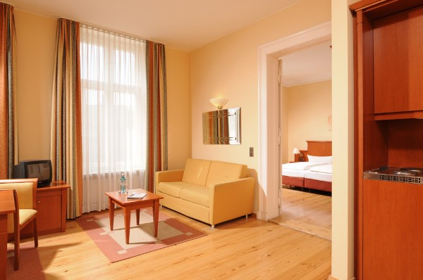 Double room – wheelchair accessible Hotel Berlin Mitte City Centre