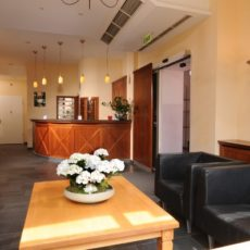 Lobby – wheelchair accessible Hotel Berlin Mitte City Centre