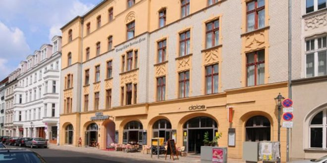 Wheelchair accessible Hotel Berlin Mitte City Centre