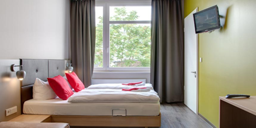 Wheelchair accessible Hotel Berlin Oranienburgerstrasse