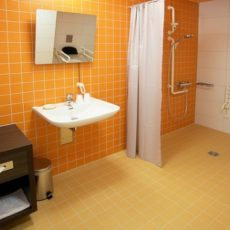 Bad – barrierefreies Integrationshotel Berlin-Mitte
