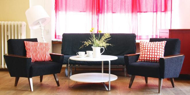 wheelchair accessible trendy Apartment Berlin