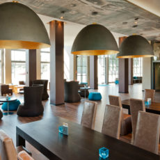 Restaurant – low Budget Design Hotel Berlin Central Station, wheelchair accessible