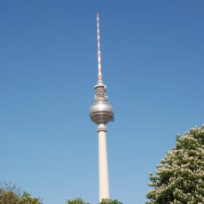 Berlin TV Tower City Tour Berlin