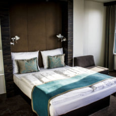 Double room – low Budget Design Hotel Berlin Central Station, wheelchair accessible